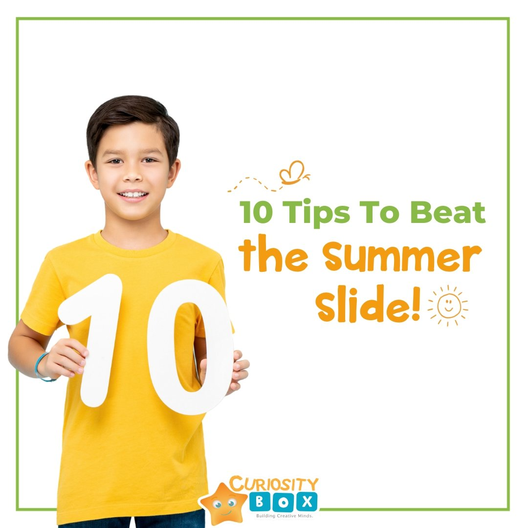 10 Tips to Beat the Summer Slide