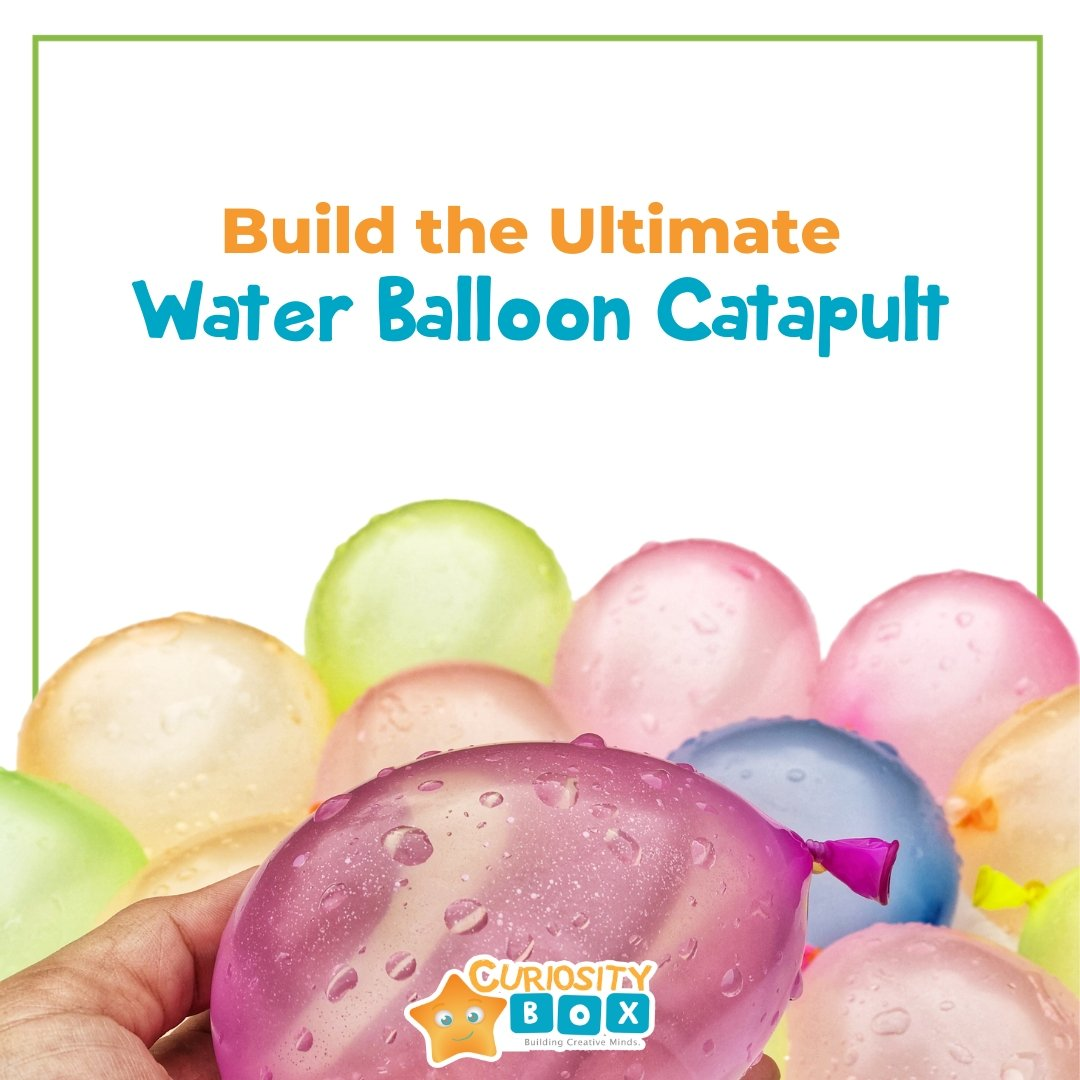 Build the Ultimate Water Balloon Catapult