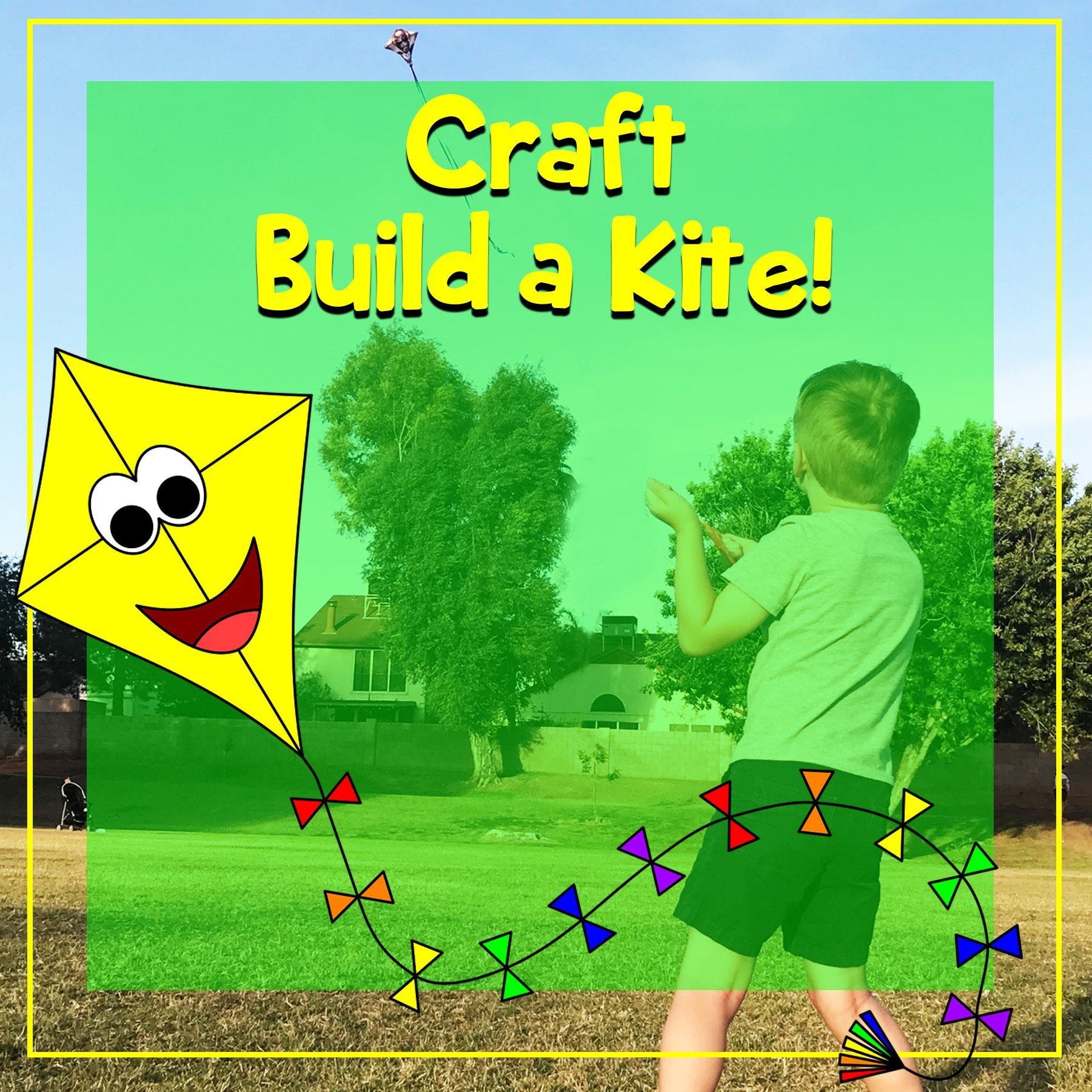 Build Your Own Kite