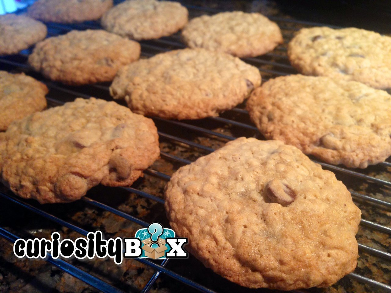 Chewiest Oatmeal Chocolate Chip Cookies EVER!