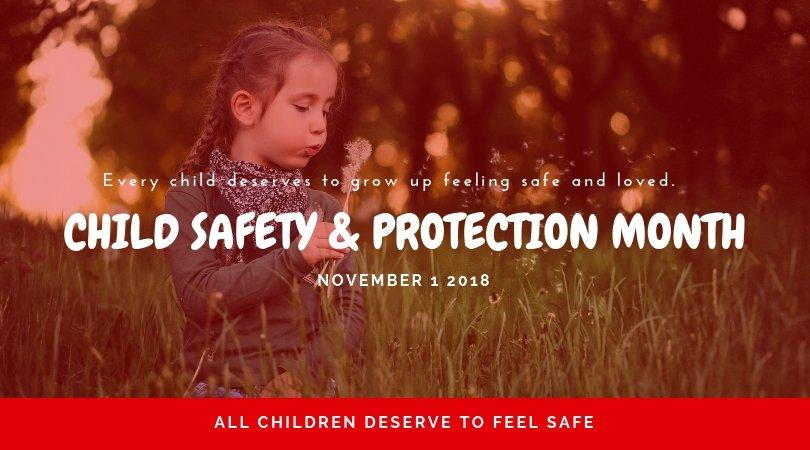 Child Safety & Protection Month