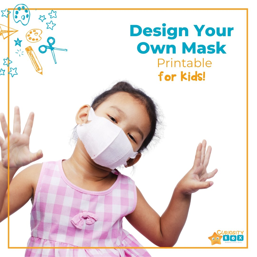 Design Your Own Mask Craft