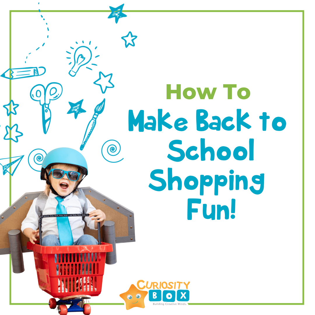 How to Make Back to School Shopping Fun!