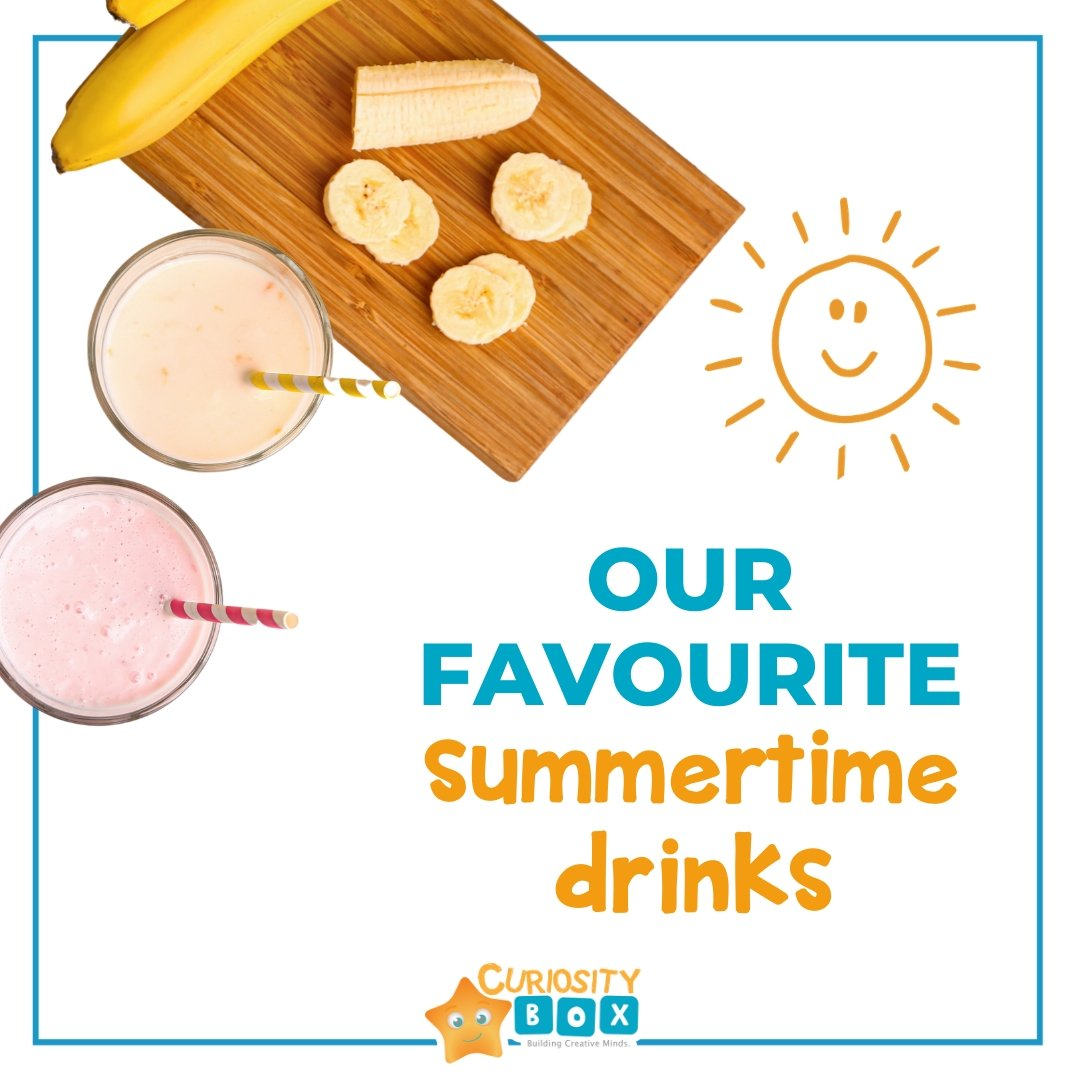 Our Favourite Summertime Drinks!