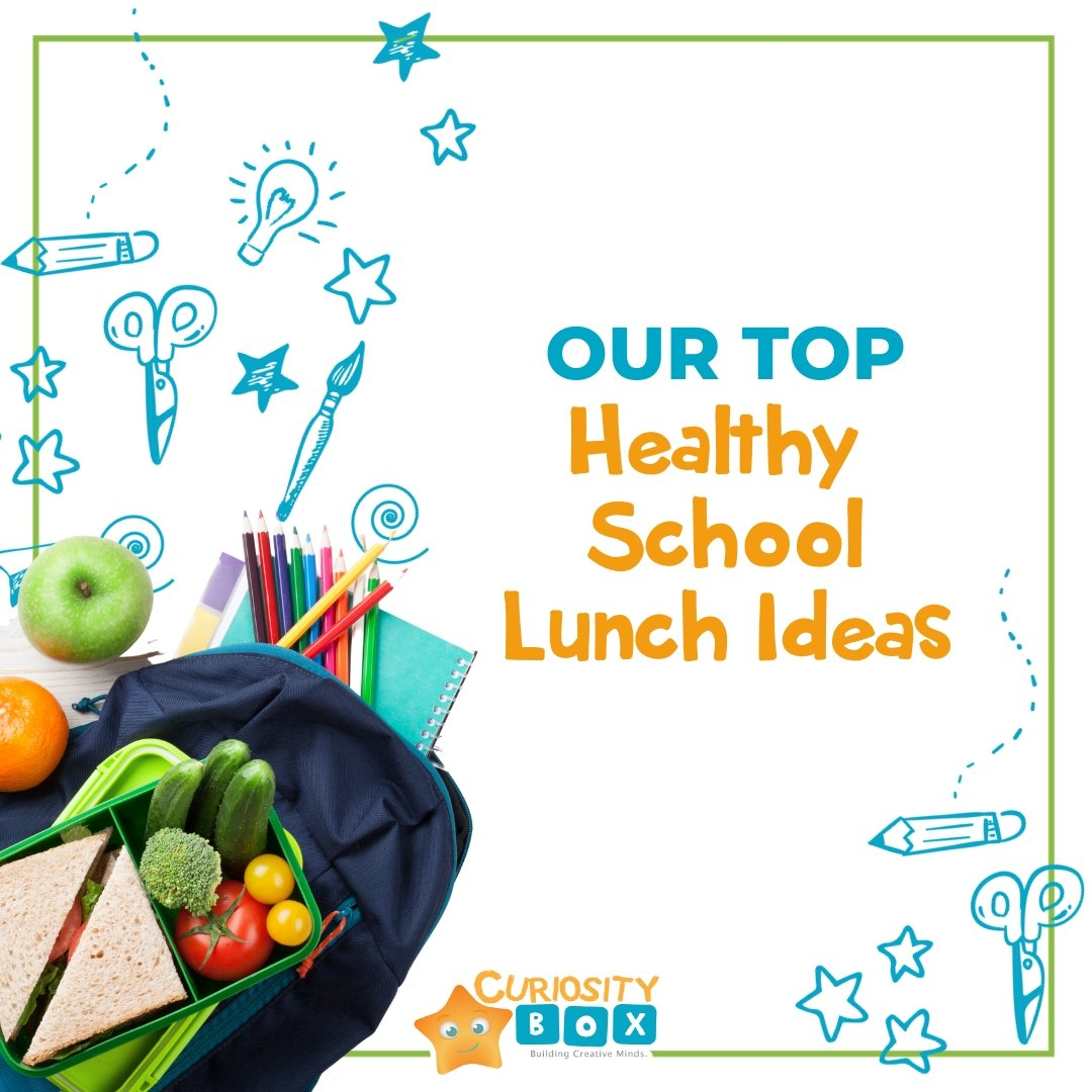 Our Top Healthy School Lunch Ideas