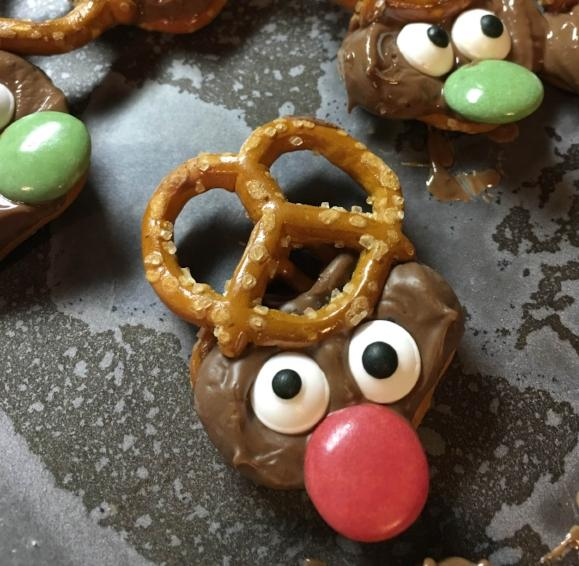 Reindeer Treats – Perfect for a Class or Christmas Party