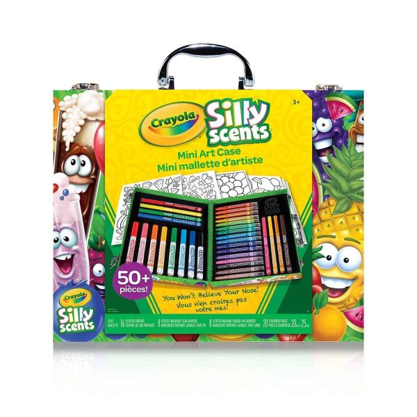 Silly scents Mini Art Case- Curiosity-Box-Craft-and-Educational-Boxes-Kids-Monthly-Subscription-Box