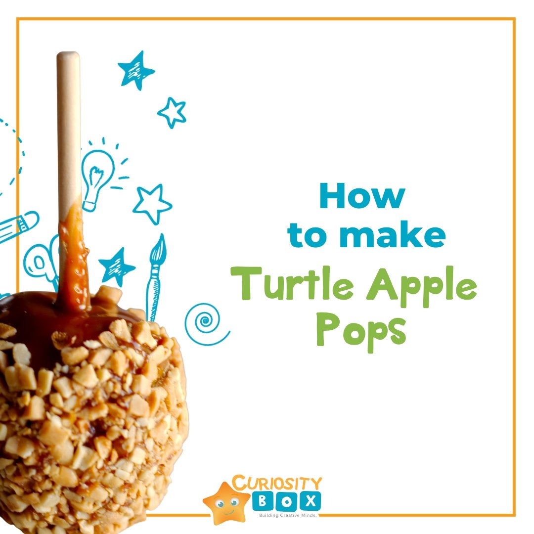 Thanksgiving In Canada- Turtle Apple Pops