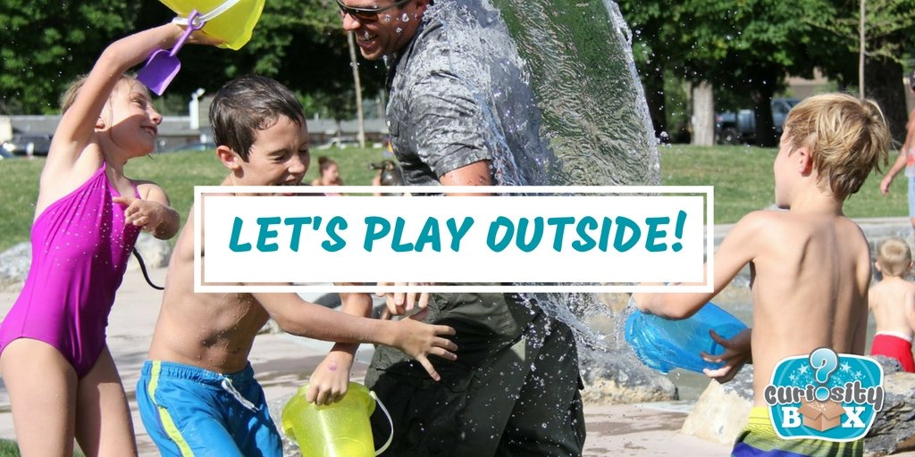 The Importance of Outdoor Play