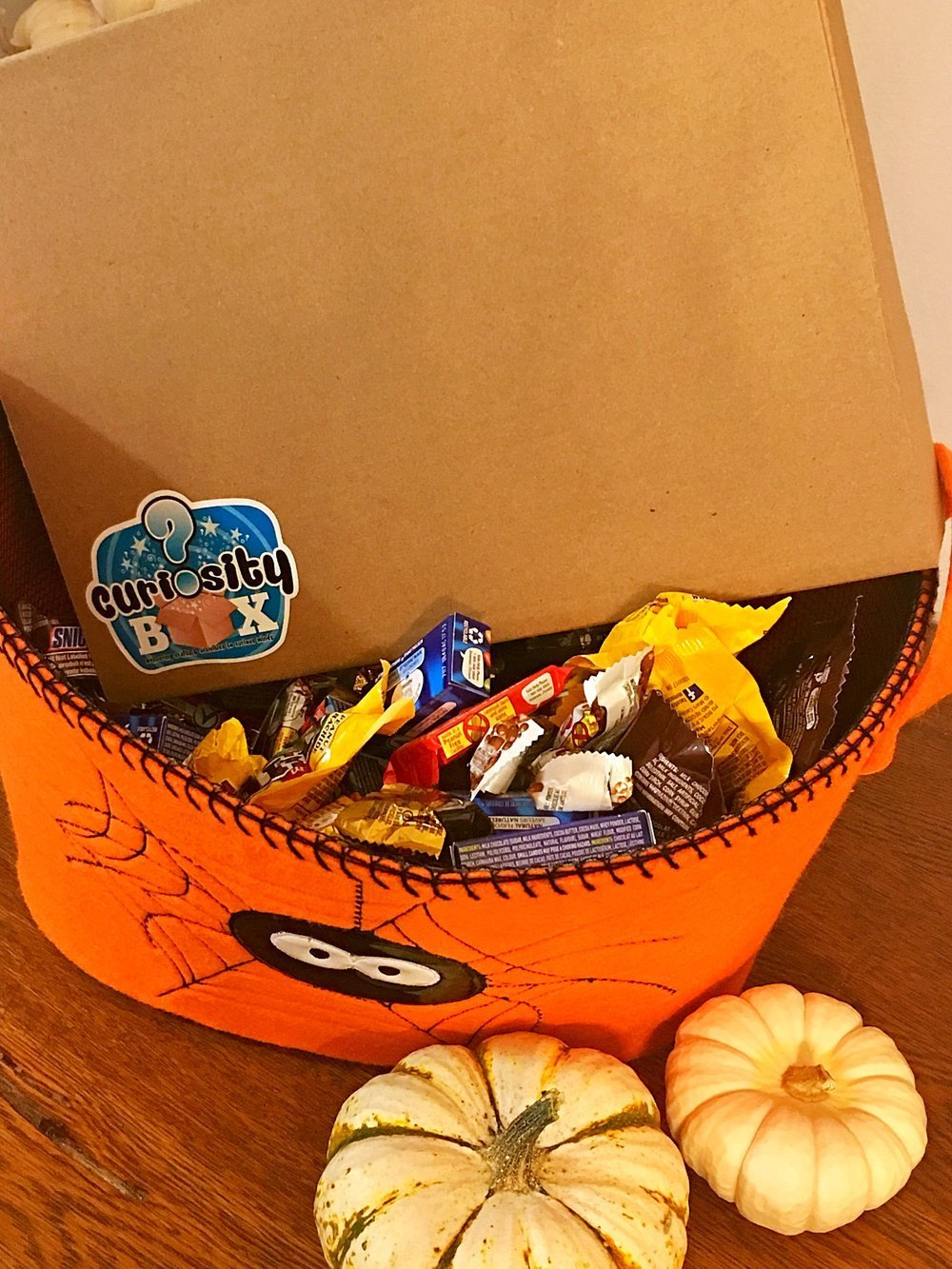 Trick or Treat Than Trade!