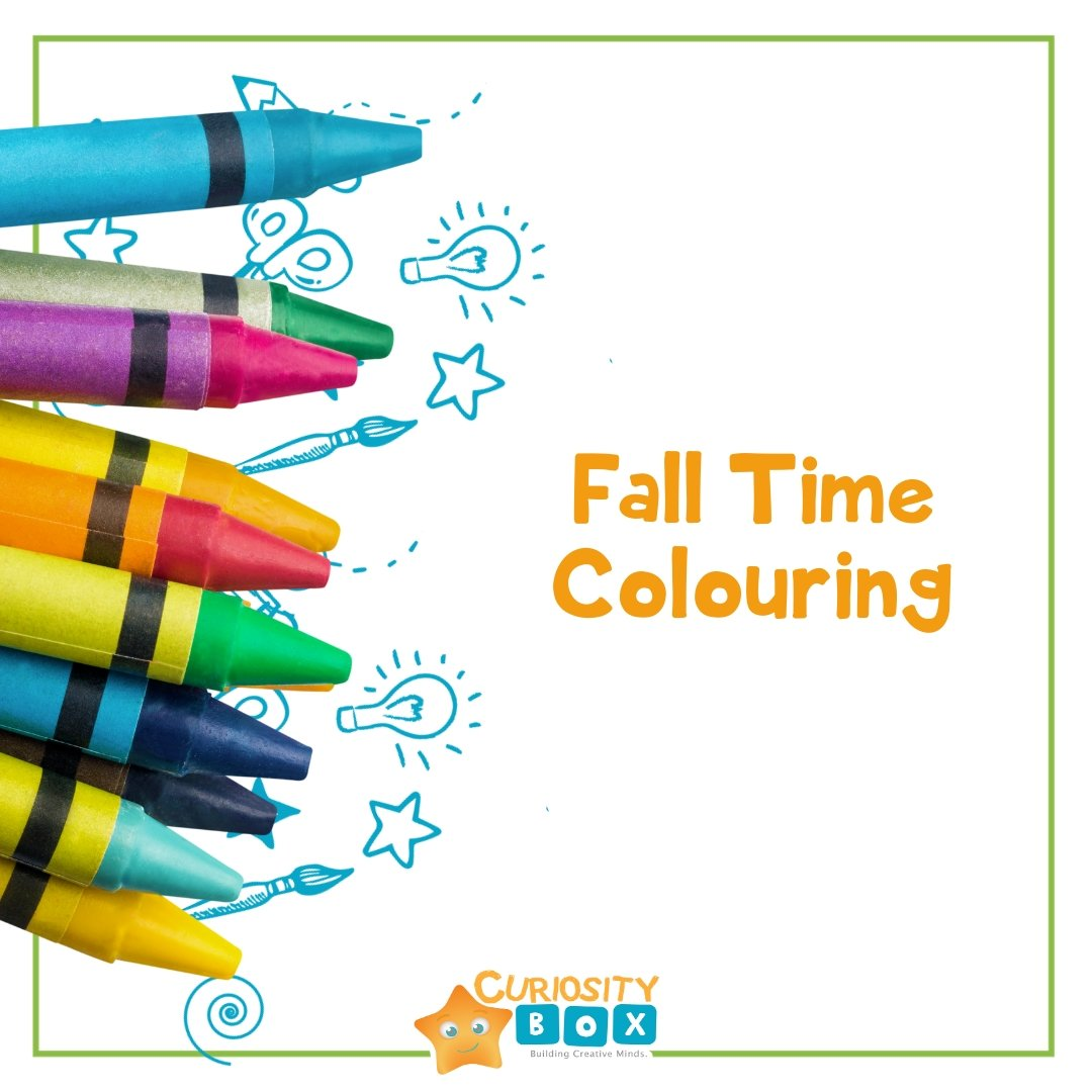 Fall Time Colouring